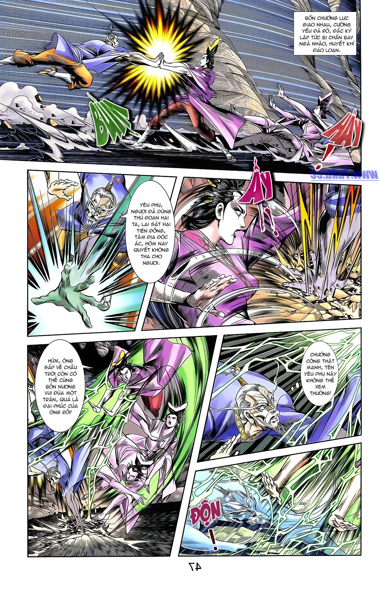 Cơ Phát Khai Chu Bản chapter 162 trang 25