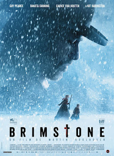 Brimstone Movie Poster 3