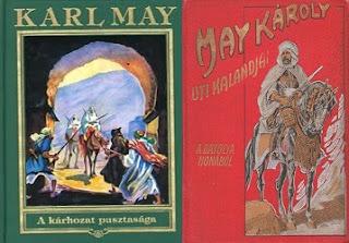 Karl May A kárhozat pusztasága, A datolya honából