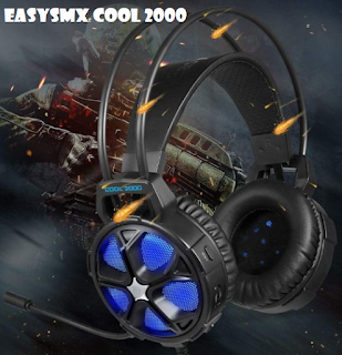 Review EasySMX COOL 2000 Headseat Gamer