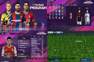 Download PES 2021 PPSSPP CHELITO by Gilagame NEW KITS & TRANSFER 2021