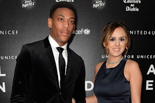 Martial And Ex Wife Samantha On Red Carpet