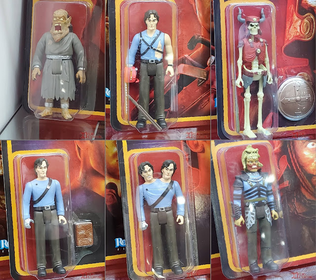 "Super7 - Army of Darkness ""ReAction Figures"""