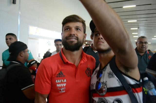 Flamengo desembarca em Natal