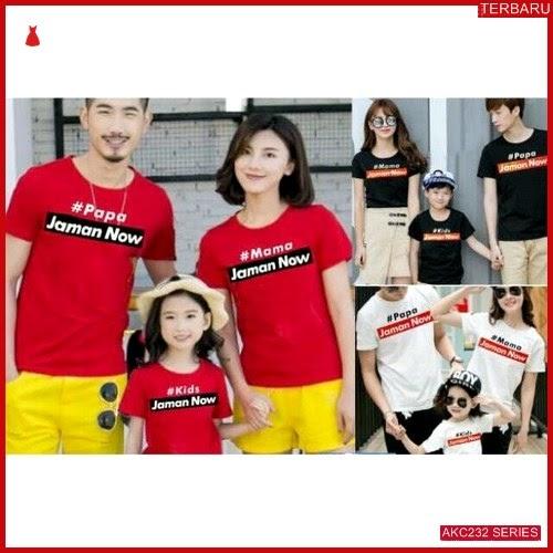 AKC232F73 Family Couple Baju Anak 232F73 Kaos Couple BMGShop