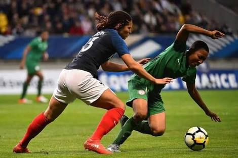 2fc522372d3 Dare to Win, Super Falcons Challenge France with A Game Plan [2019 WWC]