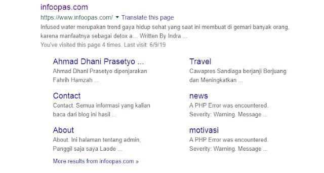 Ini Dia Cara Agar Blog Terindex Google Hanya 2 Menit
