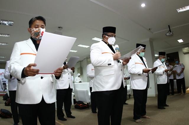 Pimpin Kembali PKS Jabar,   Haru Suandharu  Minta Kader Maksimal Serap Aspirasi Masyarakat