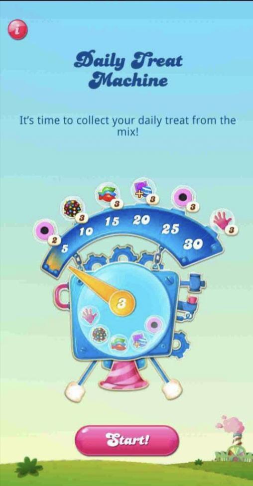 Candy crush level 621