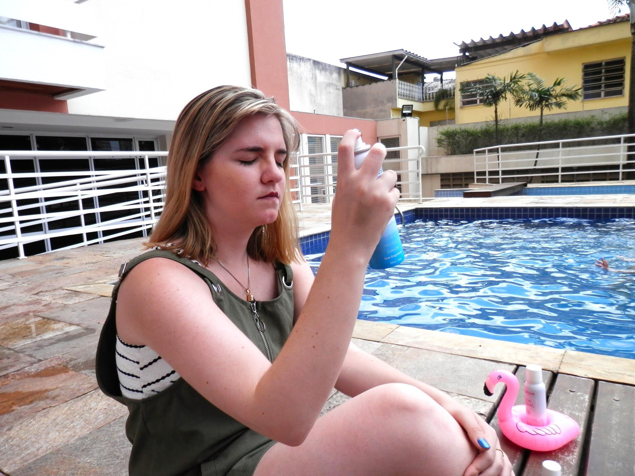 Resenha: Água Termal da Ruby Rose