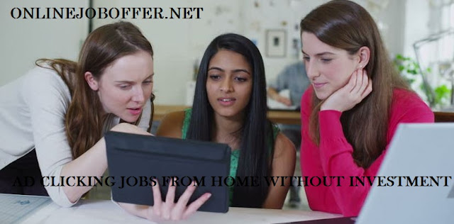 Ad Clicking Jobs Without Investment in India