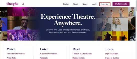 Cara Nonton Pertunjukan Teater dan Drama Secara Online-1