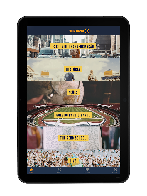 Baixar The Send: Aplicativo oficial