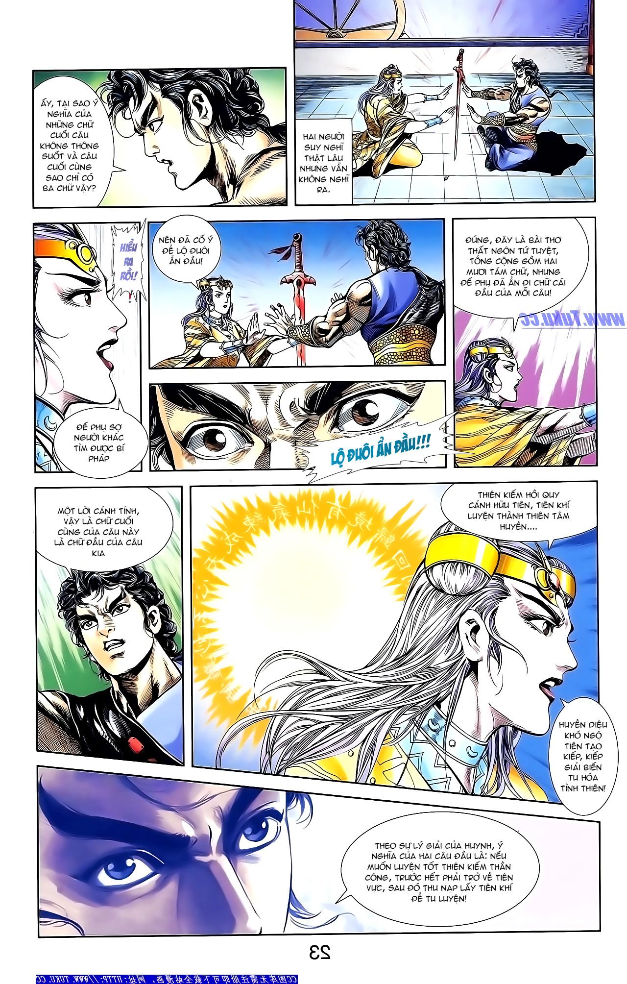 Cơ Phát Khai Chu Bản chapter 153 trang 7
