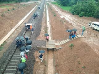 पड़ोसी जिलों को छिन्दवाड़ा से नागपुर रेल की मिल सकेगी सुविधा