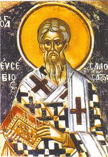 22 Ιουνίου μνήμη του Αγίου ιερομάρτυρος Ευσεβίου