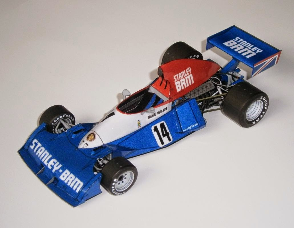 BRM P201 - GP Argentina - Mike Wilds (1975) (Spinler) new link