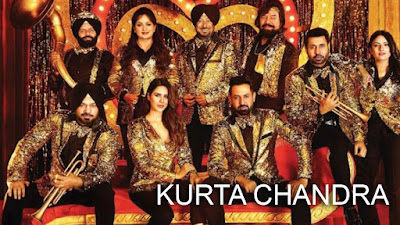 KURTA CHANDRA SONG LYRIC | Carry on Jatta 2 | Gippy Grewal | Mannat Noor