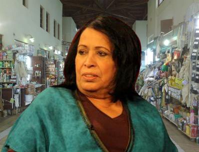 الممثلة الكويتية حياة الفهد