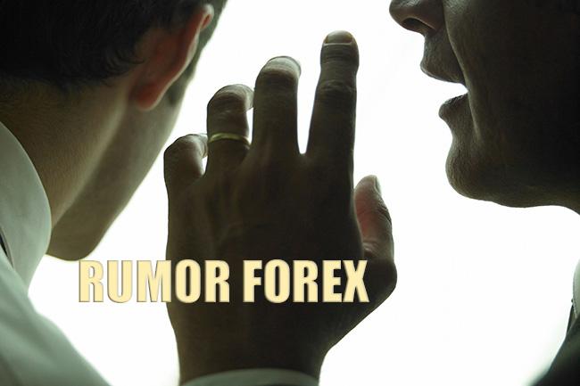 Cara Trading Rumor Forex