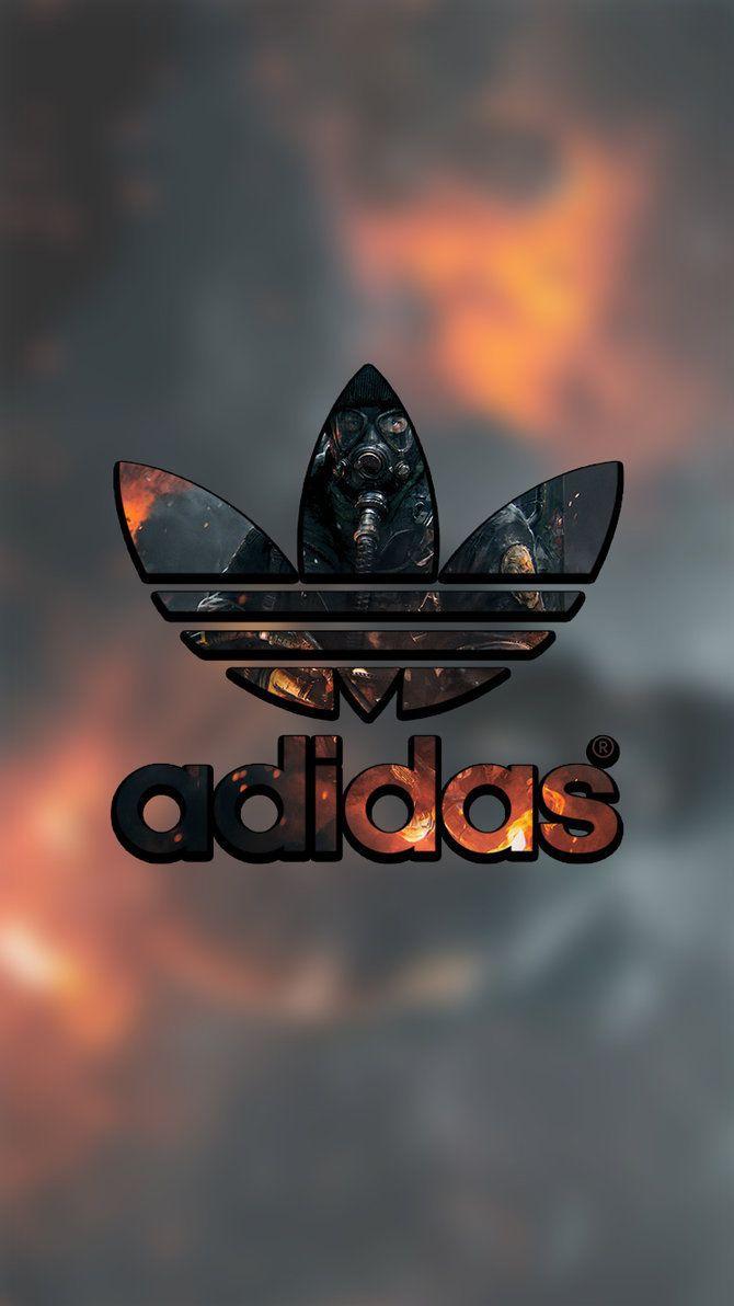 Papel de Parede Celular Masculino Adidas