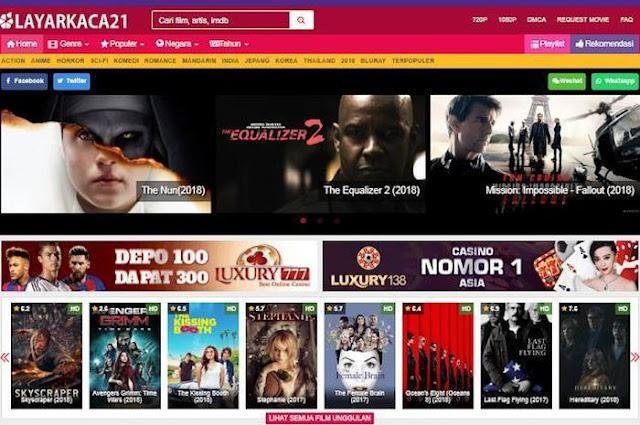 Ini Situs Lk21 Terbaru Nonton Film Online Selain Indoxxi ...