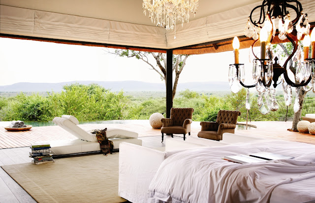 Ultimate Safari Lodge Interiors 72