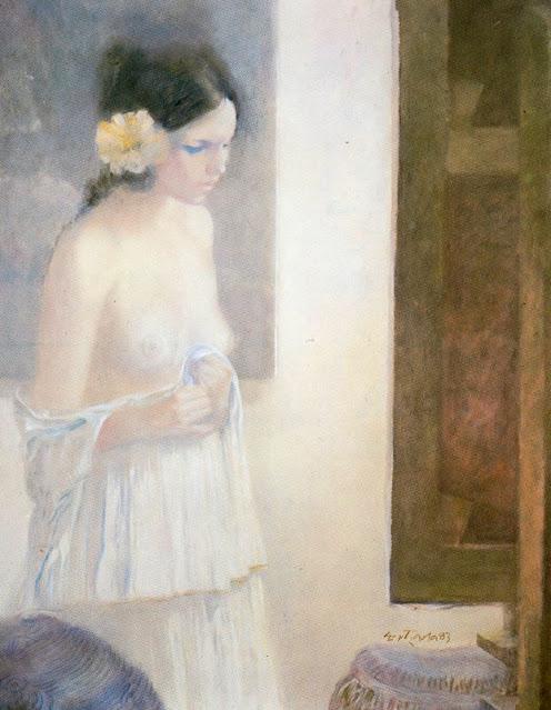 Adolfo Estrada - Nude