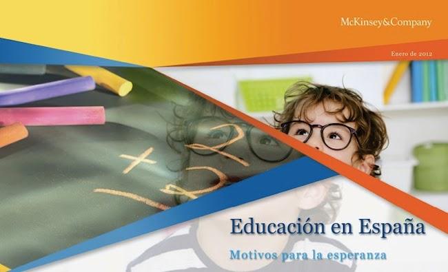 McKinsey Educación en España