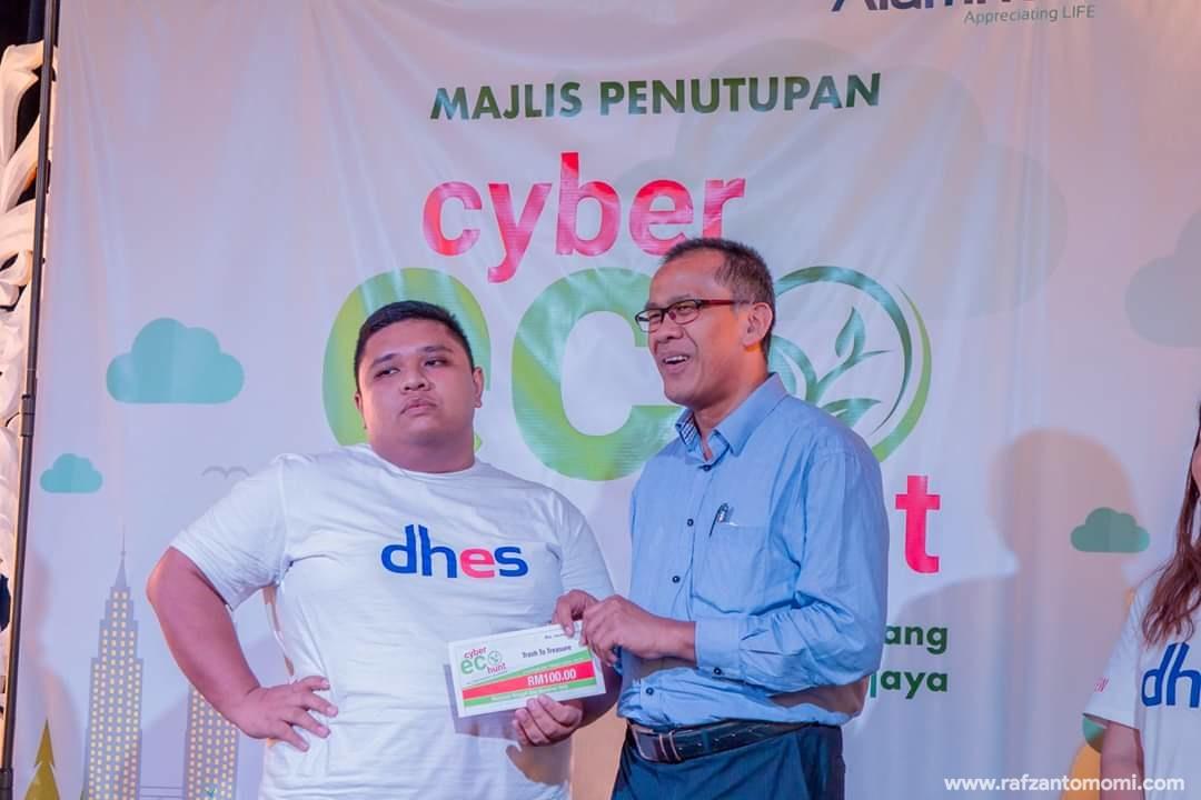Cyber Eco Hunt 2019 Bersama Alam Flora dan DHES