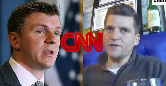 ESCÁNDALO INTERNACIONAL: Director de CNN dice en cámara oculta: «Estábamos creando una historia, nuestro objetivo era sacar a Trump», «el cambio climático será el próximo C19 para CNN»