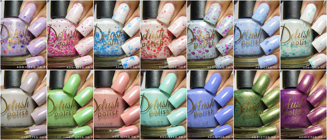delush polish high and mightea spring 2016