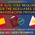 Tips for Aux: Visa Requirements for the Auxiliares de Conversación Program