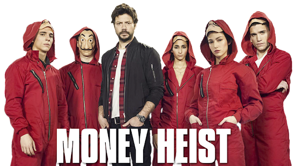 Money Heist Season 4 Dual Audio Hindi 720p HDRip