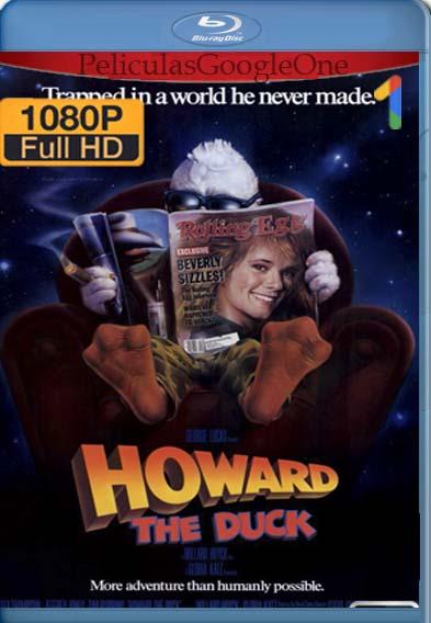 Howard El Pato [1080p BRrip] [Latino-Inglés] [GoogleDrive] LaChapelHD