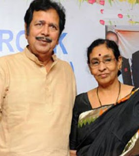 Giri Babu Family Husband Parents children's Marriage Photos