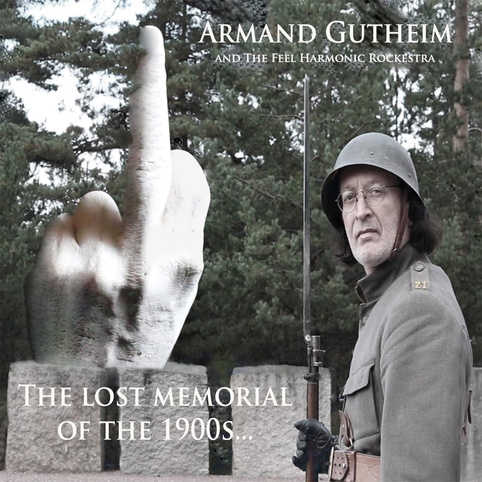 Armand Gutheim: Music releases