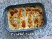 Канелони с рикота и спанак * Cannelloni ricotta e spinaci