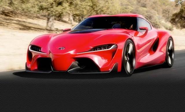 Toyota FT1 Price Canada