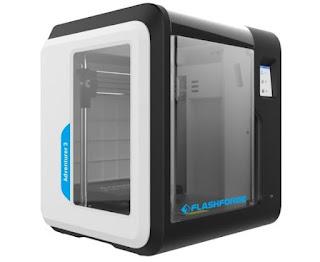 Flashforge adventurer 3 3d printer