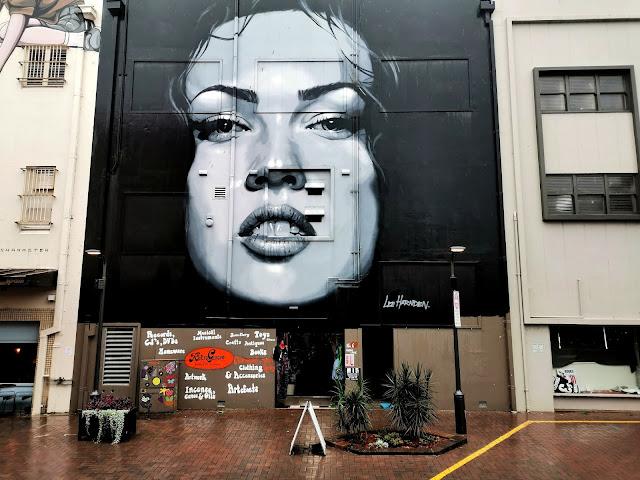 Street Art in Wollongong by Lee Hardon