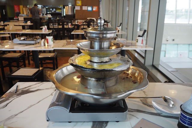 iSteamboat Pagoda Steamboat Review Singapore