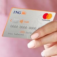 Vouchery Circle K 400 zł za kartę kredytową w ING Banku Śląskim