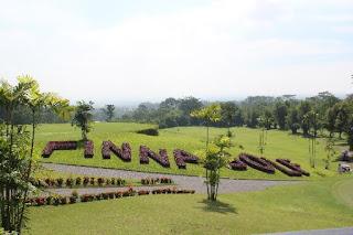 Hijaunya Tempat Wisata Finna Golf & Club Resort