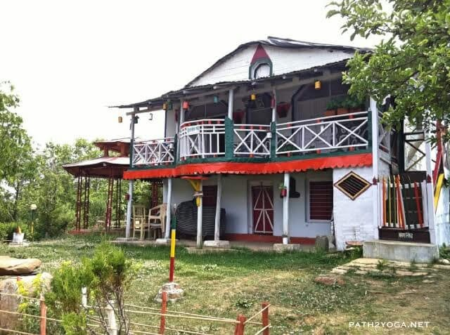 Dharamshala guest cabana