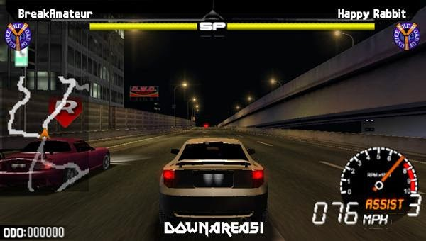 Street Supremacy PSP Game