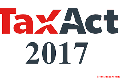 TaxAct 2017 Software Download
