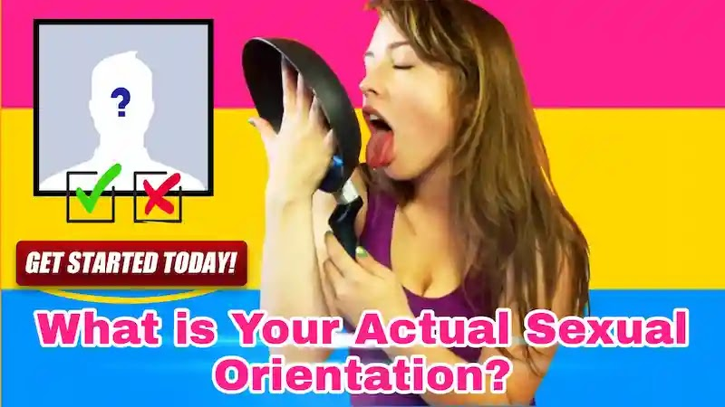 What is Your Actual Sexual Orientation