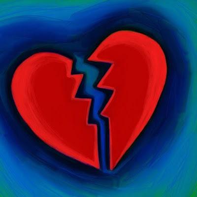 Romance roto: glacial de amor