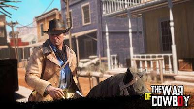 Cowboy Hunting: Dead Shooter 1.1.1 Apk + Mod (Free Shopping)